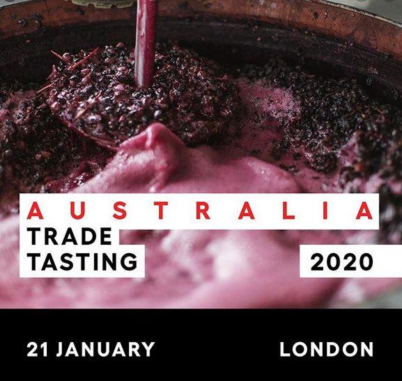 Australia Trade Tasting 2020 - Wine Australia